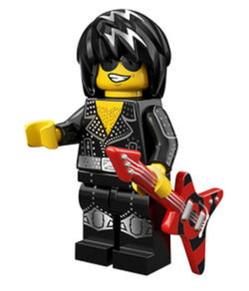 LEGO® Mini-Figures Series 12 - Rock Star