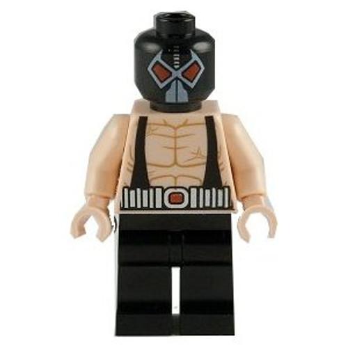 LEGO DC Universe Superheroes Batman Minifigure - Bane from Batcave (6860)