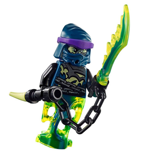 LEGO® Ninjago™  Wrayth Chain Master - from 70736 (ghost)