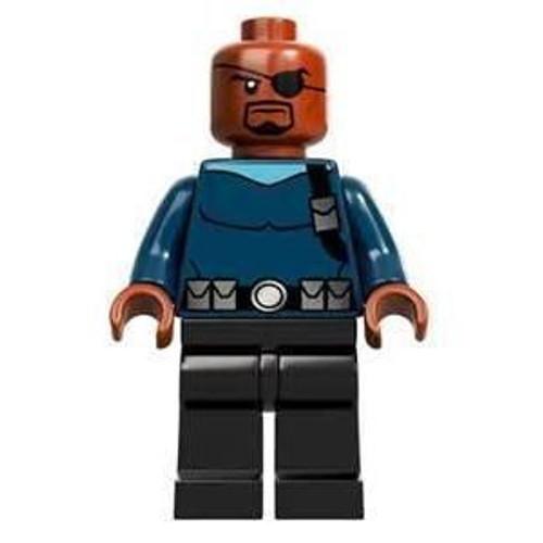 LEGO® Superheroes - Nick Fury (original) with Pistol