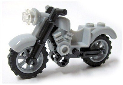 LEGO® Superheroes - Wolverine's Motorcycle from set 6866