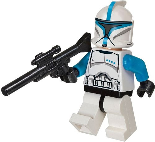 LEGO® Star Wars™ Clone Trooper Lieutenant Polybag