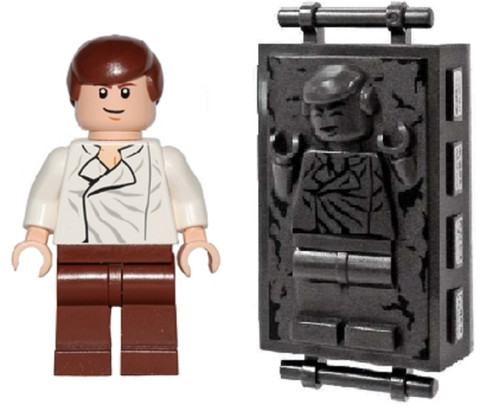 LEGO® Star Wars™ Han Solo in Carbonite - from 8097