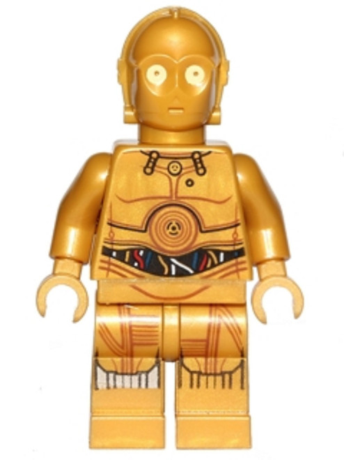 LEGO® Star Wars™ C3PO with Wires - from 75136
