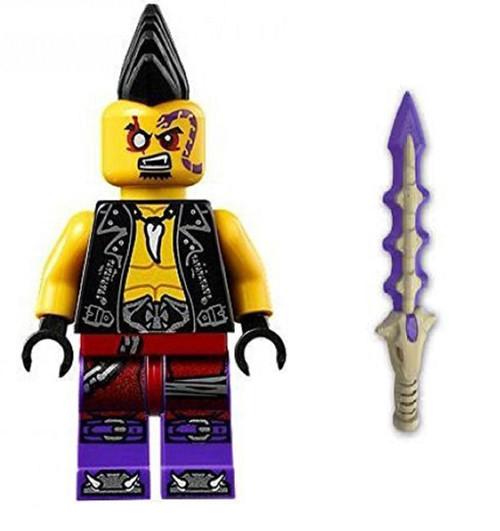 LEGO® Ninjago™  Eyezor Minifig with Bone Sword