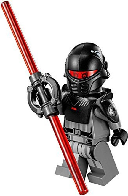 LEGO® Star Wars Rebels Minifigure - The Inquisitor Galactic Empire Dark Sith (75082)