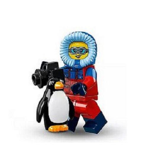 LEGO® Mini-Figures Series 16 - Arctic Explorer (Wildlife Photographer)
