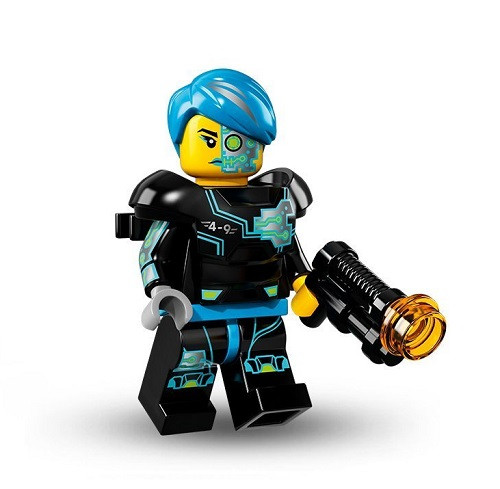 LEGO® Mini-Figures Series 16 - Cyborg Female