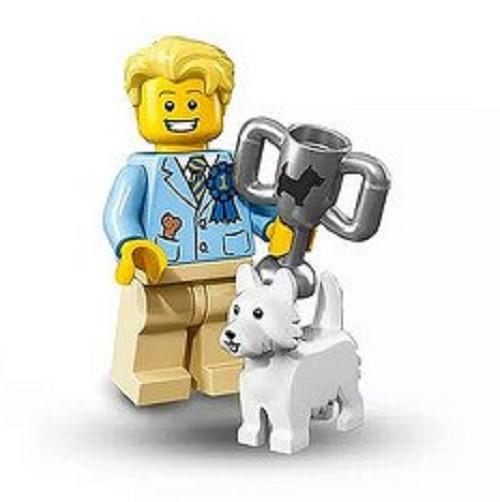 LEGO® Mini-Figures Series 16 - Dog Show Winner