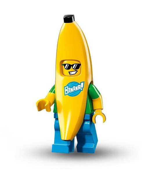 LEGO® Mini-Figures Series 16 -Banana Suit Guy