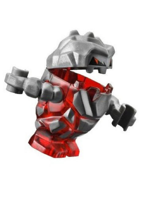 LEGO® Power Miners™ Meltrox (Trans-Red)
