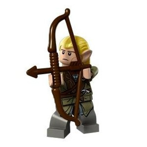 LEGO® Lord of the Rings:  Legolas with Bow