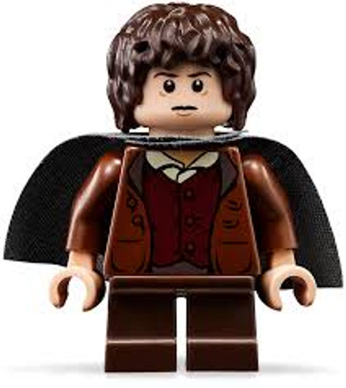 LEGO® Lord of the Rings:  Frodo Baggins with Grey Cape