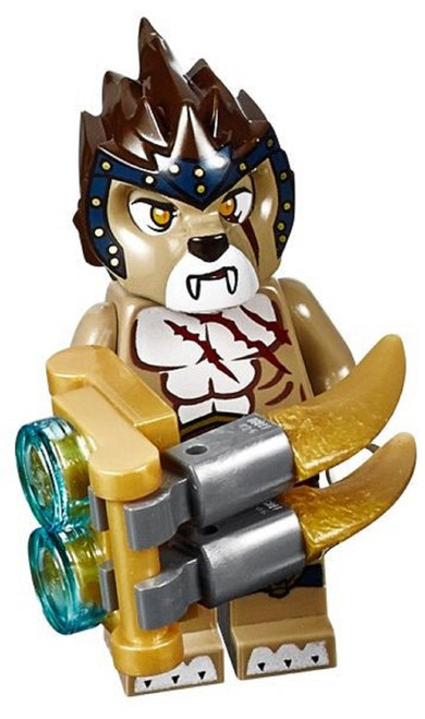 LEGO® CHIMA™ Longtooth with Battle Claw