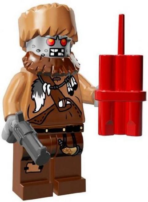 LEGO® Mini-Figures The LEGO Movie - Wiley Fusebot