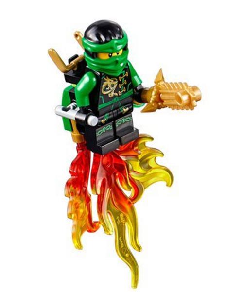 LEGO® Ninjago™ Lloyd Skybound with Jetpack - Sky Pirates 2016