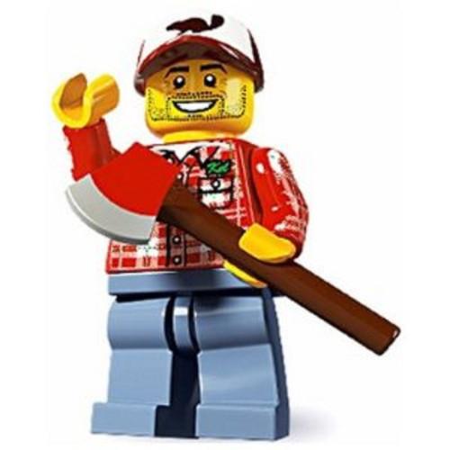 LEGO® Minifigures Series 5 - Lumberjack