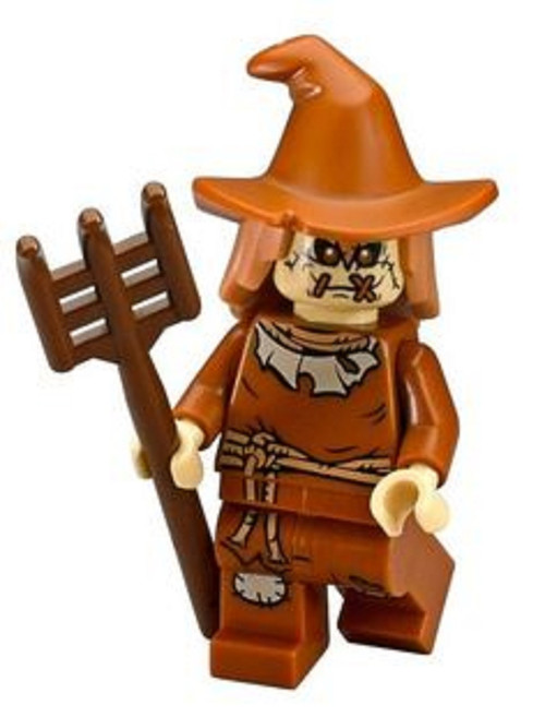 LEGO® Super Heroes: Scarecrow with Pitchfork from 76054