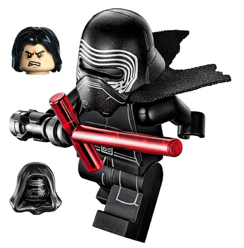 LEGO® Star Wars: Kylo Ren With Mask and Hair (75139)