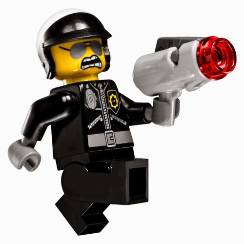 LEGO® The LEGO Movie™ Bad Cop Minifig