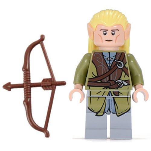 LEGO® Lord of the Rings™ Legolas Minifig