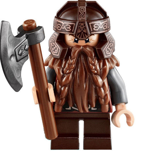 LEGO® Lord of the Rings™ Gimli Minifig