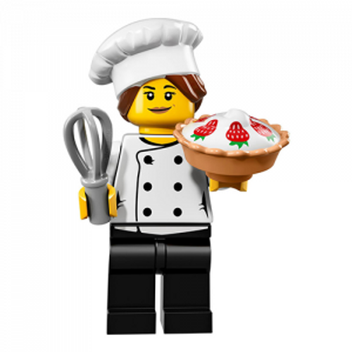 LEGO® Minifigures Series 17 - Baker