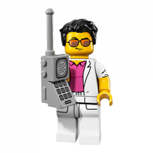 LEGO® Minifigures Series 17 - 80'S Vice Cop