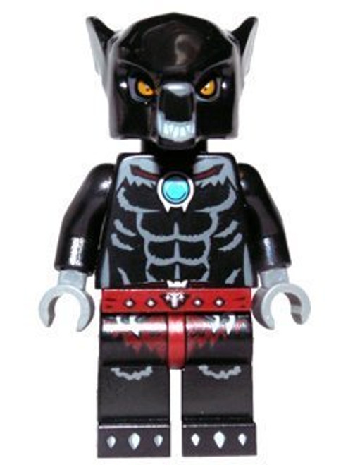 LEGO® CHIMA™ Wilhurt Minifig (no weapon)