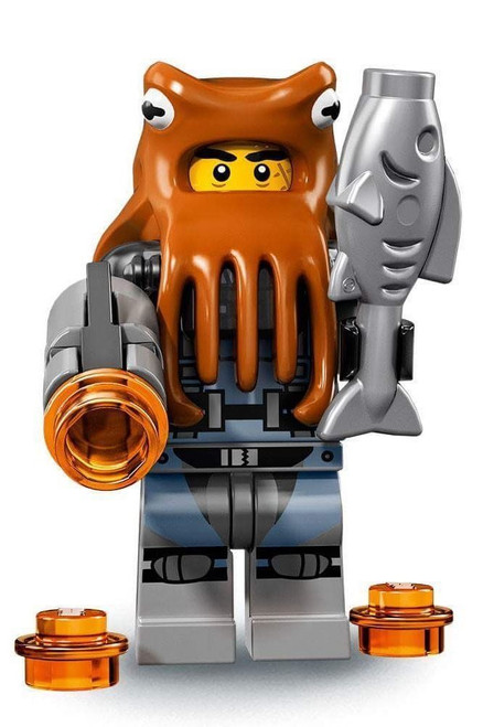 LEGO® Ninjago™ Collectible Series 71019 - Shark Army Octopus