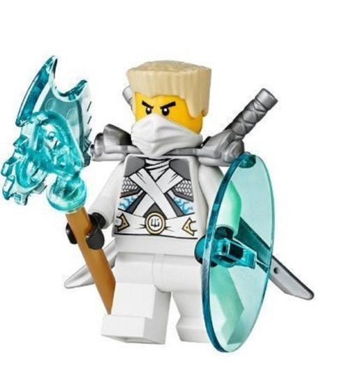 LEGO® Ninjago™ Zane from 70728 - With Techno Blade