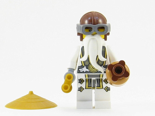 LEGO® Ninjago™ Master Sensei Wu from 70604