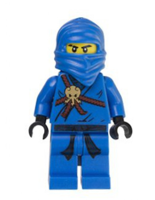 Lego Kapau/'rai 70749 Tournament of Elements Ninjago Minifigure