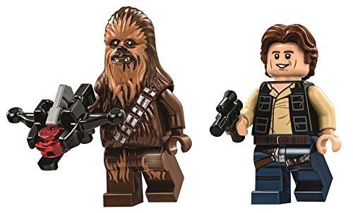 LEGO® Star Wars Death Star Minifigures - Han Solo & Chewbacca (75159)