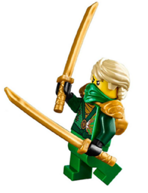 LEGO® Ninjago Techno Robe Lloyd - Rebooted