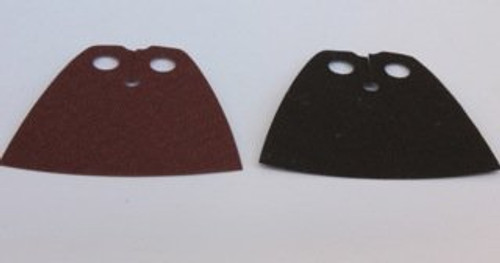LEGO® Two LEGO Capes - Black & Brown - Official Capes