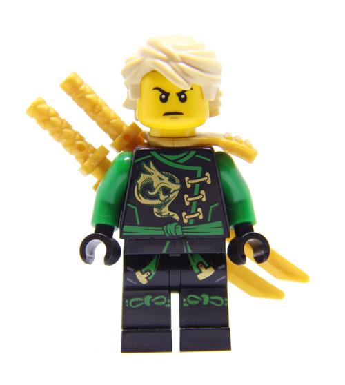 LEGO® Ninjago - Skybound Lloyd with Dual Gold Swords