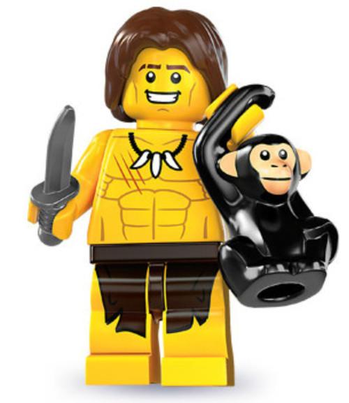 LEGO® Mini-Figures Series 7 - Tarzan / Jungle Boy