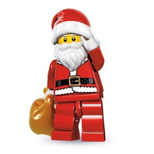 LEGO® Mini-Figures Series 8 - Santa
