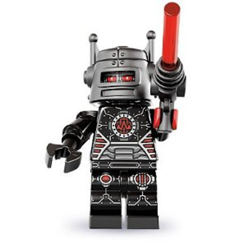 LEGO® Mini-Figures Series 8 - Evil Robot