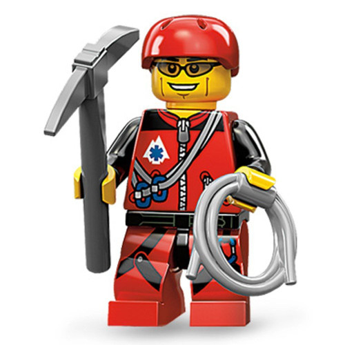 LEGO® Mini-Figures Series 11 - Mountain Climber