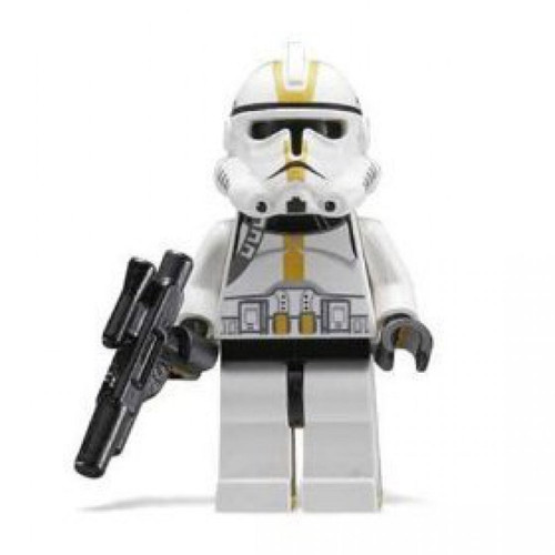 LEGO® Star Wars: Clone Trooper (Yellow) - LEGO Star Wars Figure