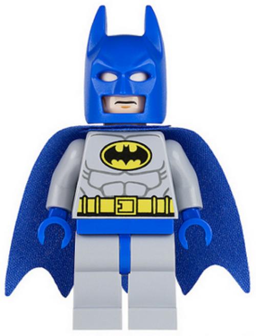 LEGO® Superheroes DC - Blue Batman Minifig™ from set 10672