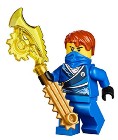 LEGO® Ninjago™ Techno Jay - With Techno Blade - Rebooted