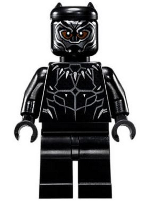 LEGO® Superheroes - Black Panther from  76100