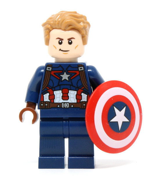 LEGO® Superheroes - Captain America with Shield - 76047