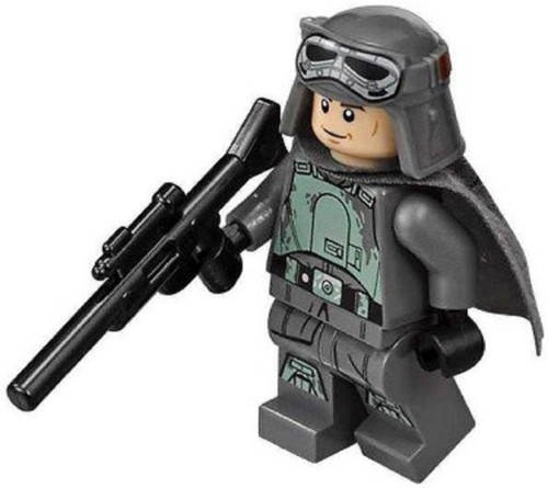 LEGO® Star Wars: Han Solo minifig from 75211