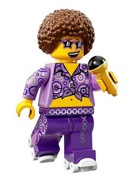 LEGO® Mini-Figures Series 13 - Disco Diva