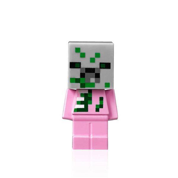 LEGO® Minecraft™ Baby Zombie Pigman minifig from 21143
