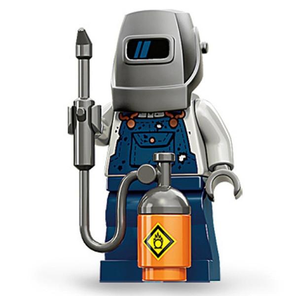 LEGO® Mini-Figures Series 11 - Welder